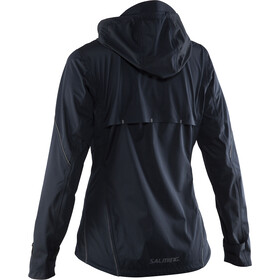 Salming Abisko Rain Jacket Dame black